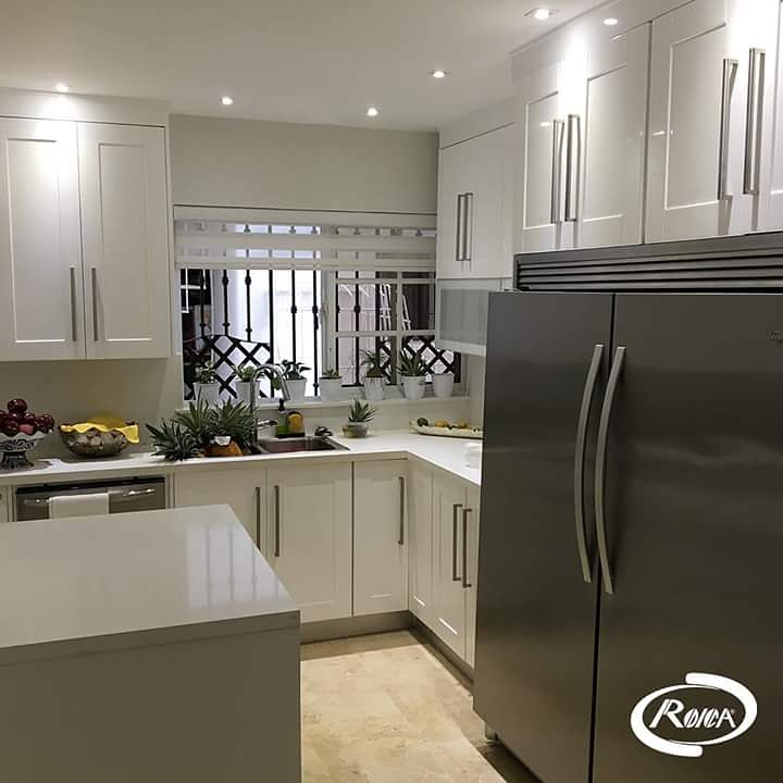 Roica Cocinas Modulares - Centro Design - JR Diseños