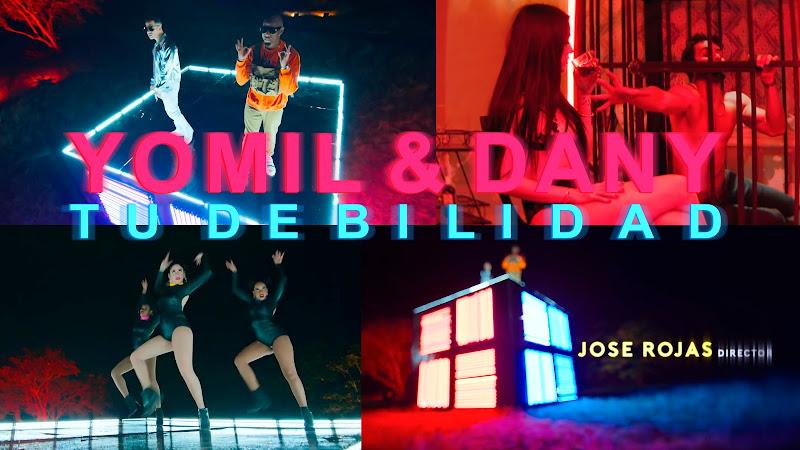 Yomil y el Dany - ¨Tu debilidad¨ - Videoclip - Dirección: Jose Rojas. Portal del Vídeo Clip Cubano