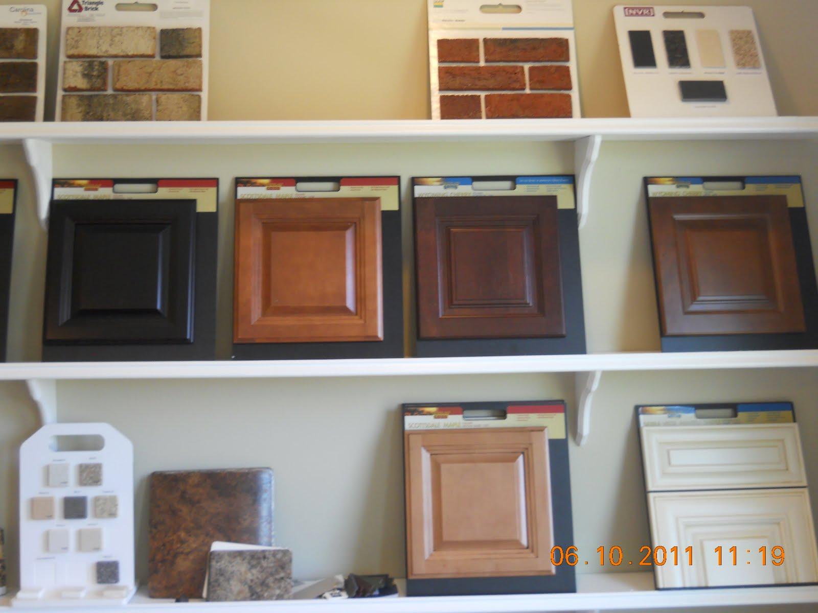 Ryan Homes Cabinet Options