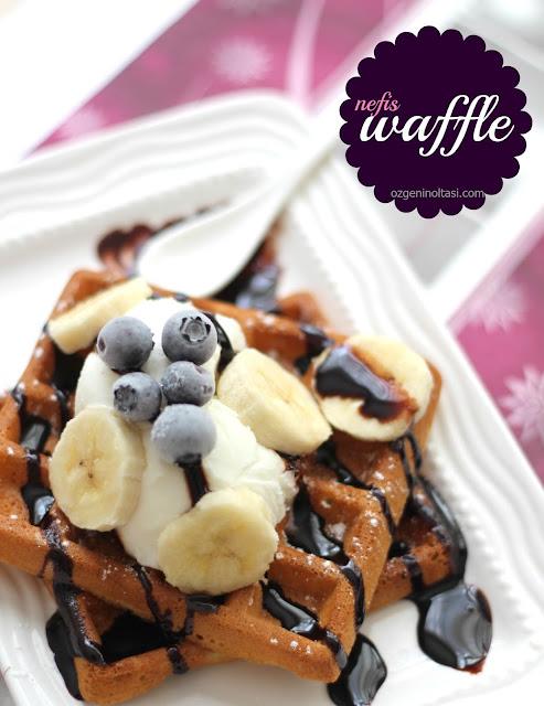 kıtır waffle sırrı