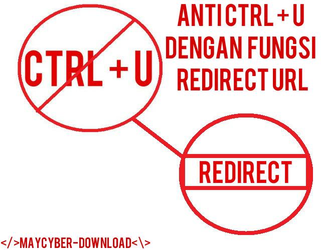 Mencegah Mata-Mata dengan Non-Aktifkan Fungsi CTRL+U Pada Blogger