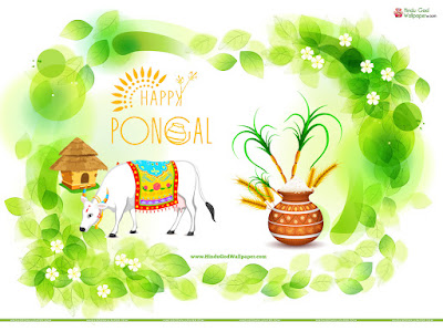 Pongal Greetings with Pictures