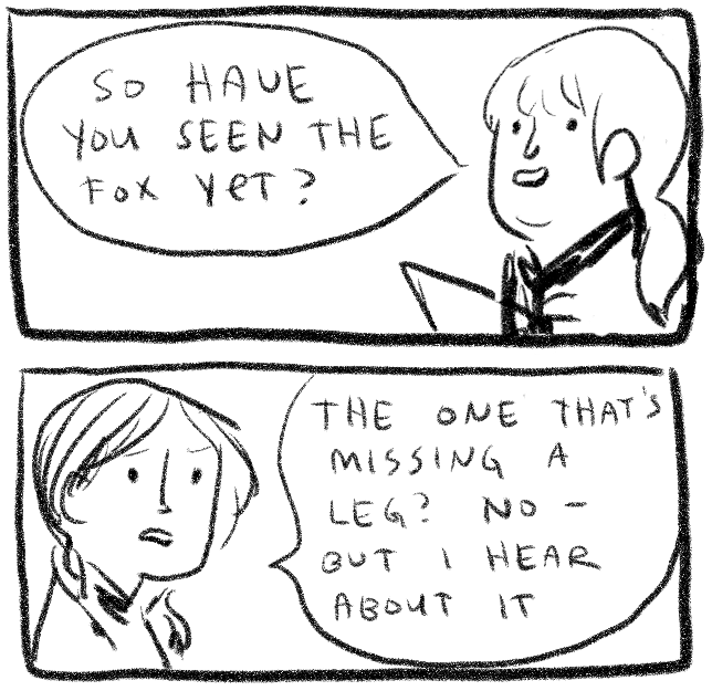 Night Shift by Kate Beaton