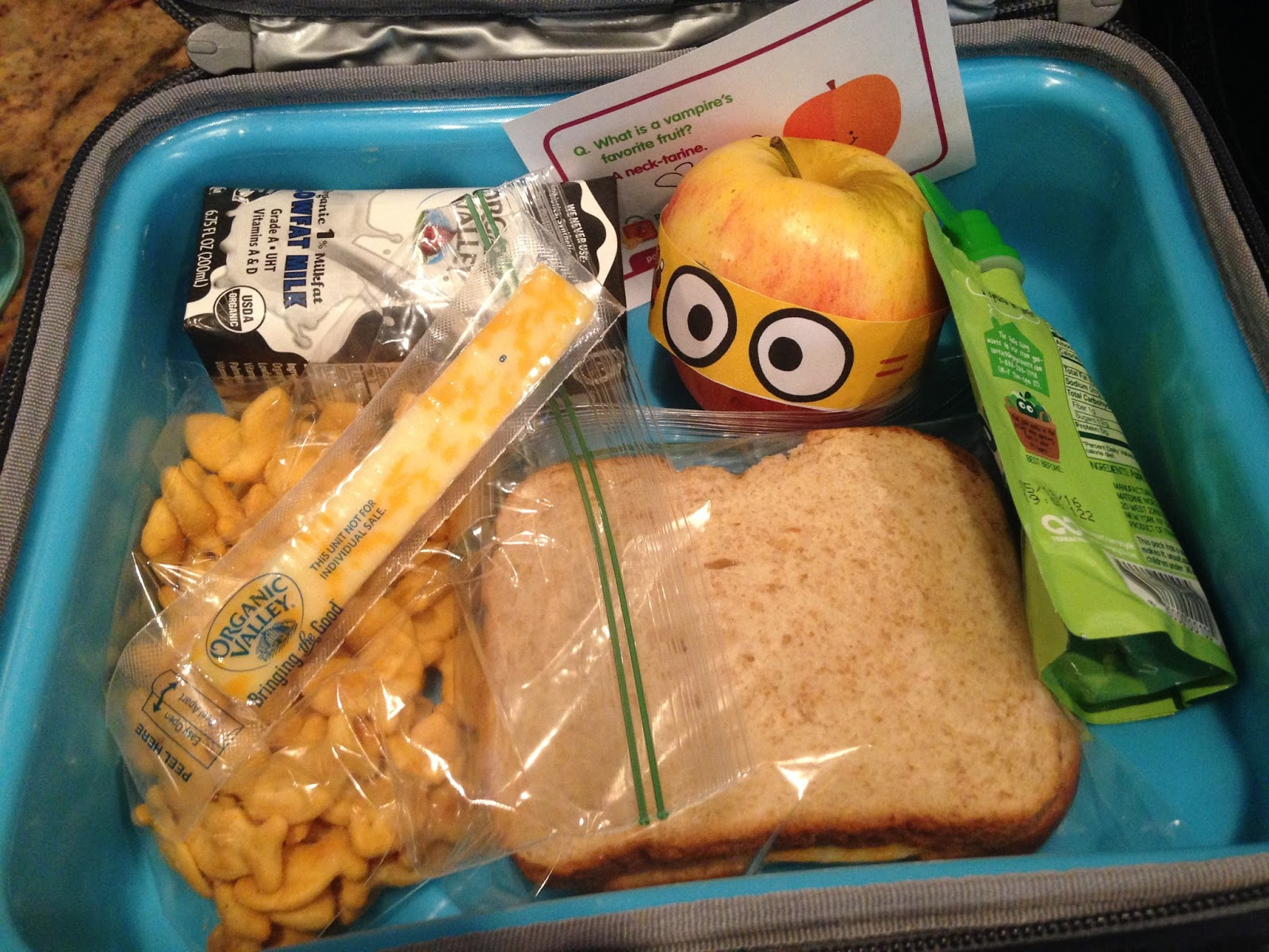 For Tips On How To Bring A Healthier Atmosphere The Classroom And Lunchroom Click Here Lunch Box Basics Printable Share With Your