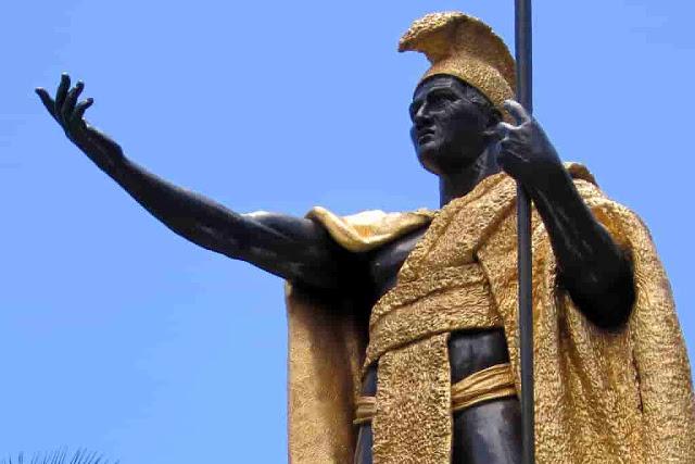 μυθικός βασιλιάς της Χαβάη