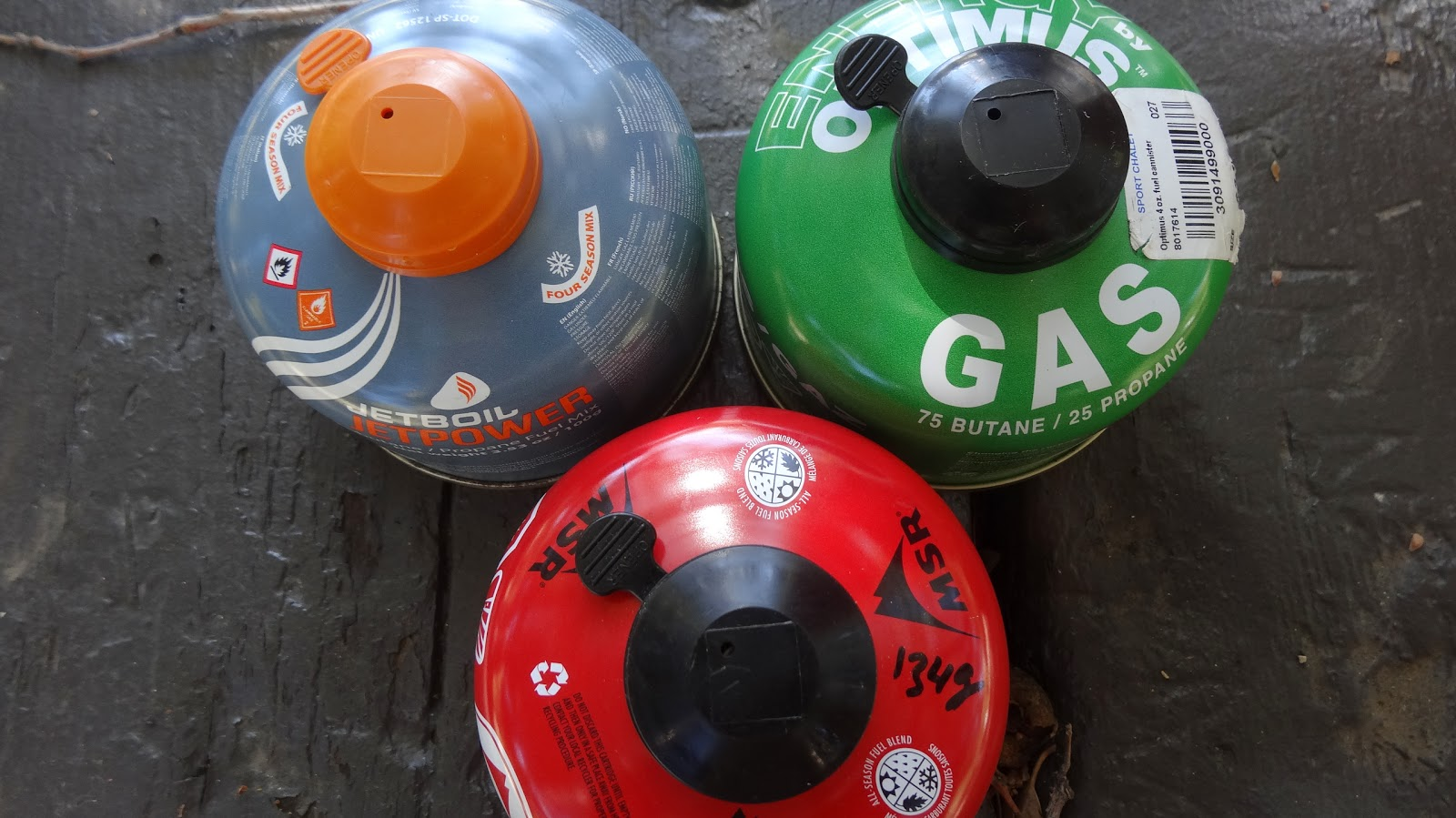 Adventures In Stoving: Can I Use Any Brand of Gas Canister?