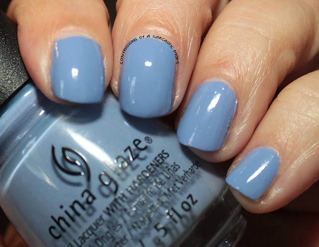 China Glaze Seas and Greetings collection - Good Tide-ings