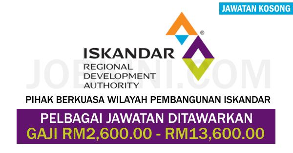 Pihak Berkuasa Wilayah Pembangunan Iskandar