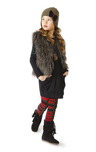 Designer European Children S Clothing Ikks Monnalisa