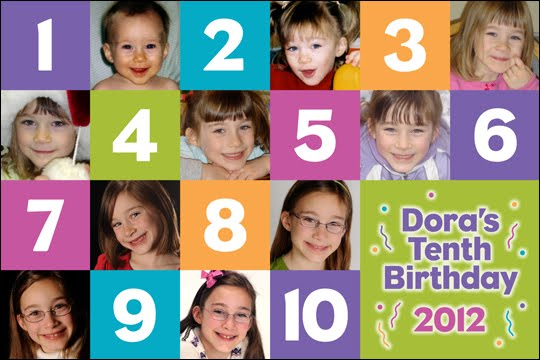 Hotcakes: Happy Birthday, Dora