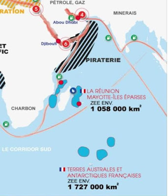Ile Maurice : 20 pays en réunion contre la piraterie maritime