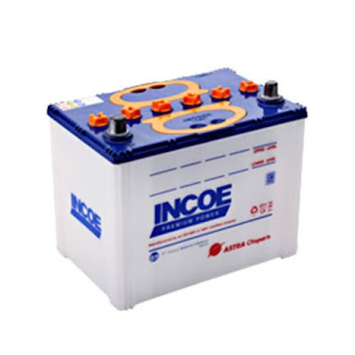 Fungsi komponen baterai