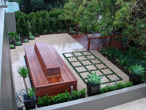 Bancos de Jardim Modernos | Wood Second Chance on Modern Boma Ideas id=58237
