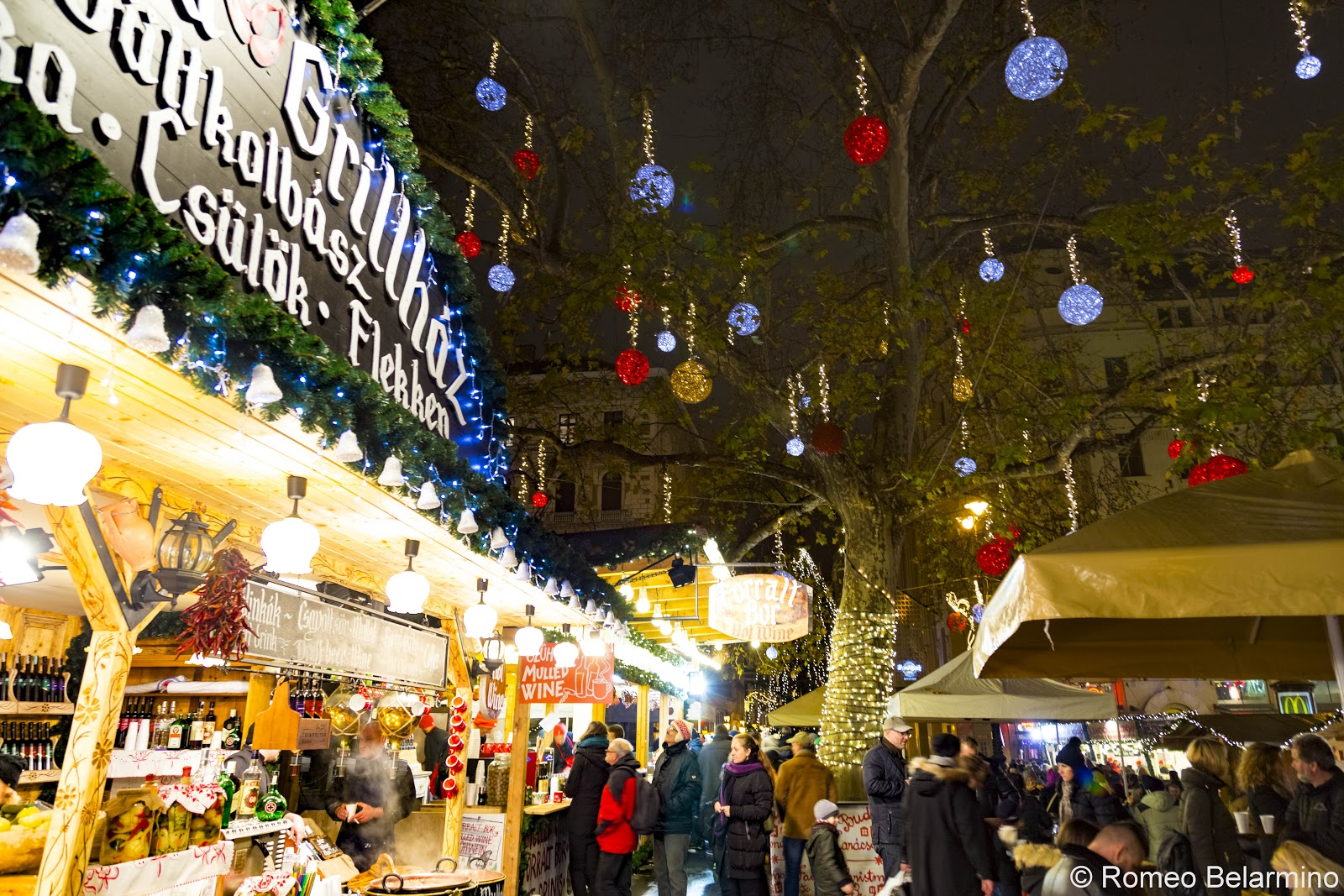 Cruising The European Christmas Markets Of The Danube River  Travel The World