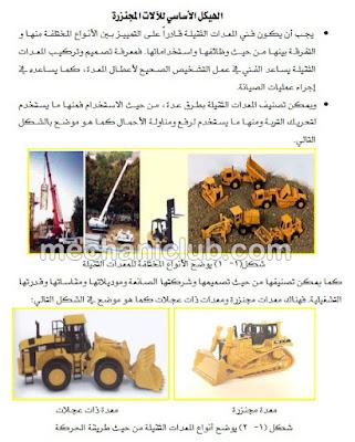 كتاب أنظمة الفرامل والشاسيه في المعدات الثقيلة PDF