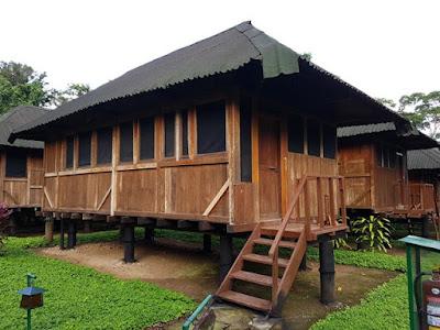 Cabaña en Eco Amazonia Lodge