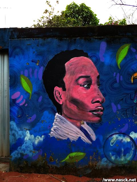 Graffiti sensancional em sete de Abril/Salvador/Bahia