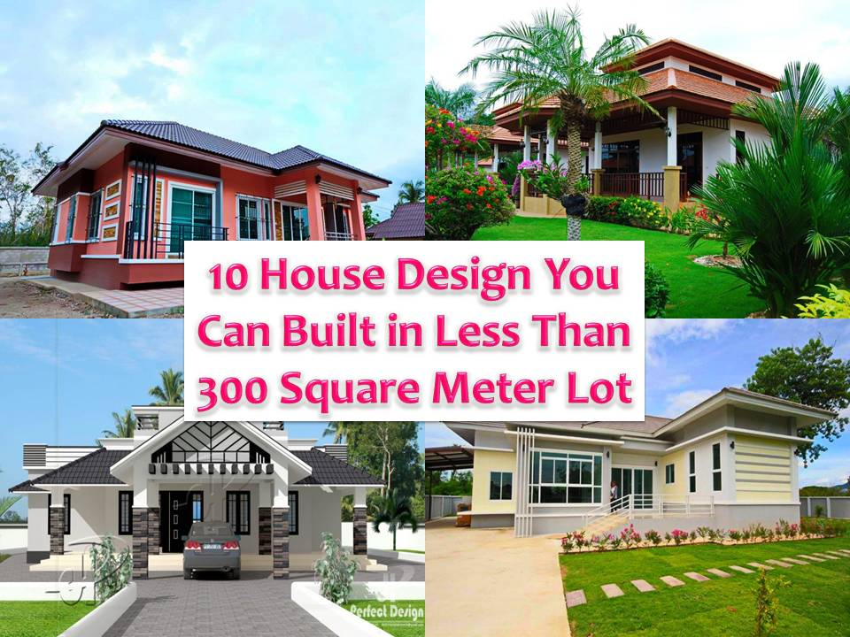 10 home blueprints and floor plans you can built in less 300 ft to m