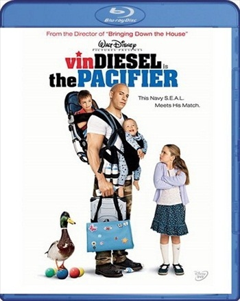 The Pacifier 2005 Dual Audio Bluray Movie Download