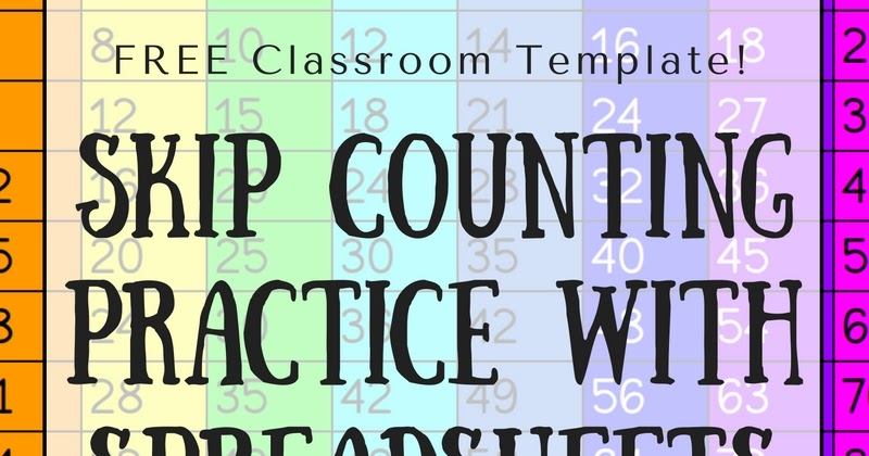 Kids Skip Counting Strauws Clip Art