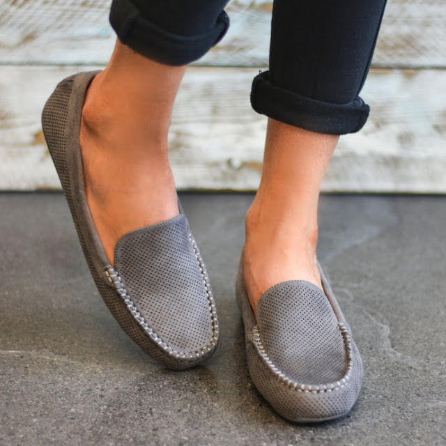 Jane: Slip-On Loafers only $20 (reg $60)!