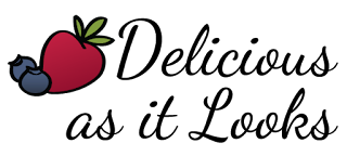 New Delicious as it Looks Logo