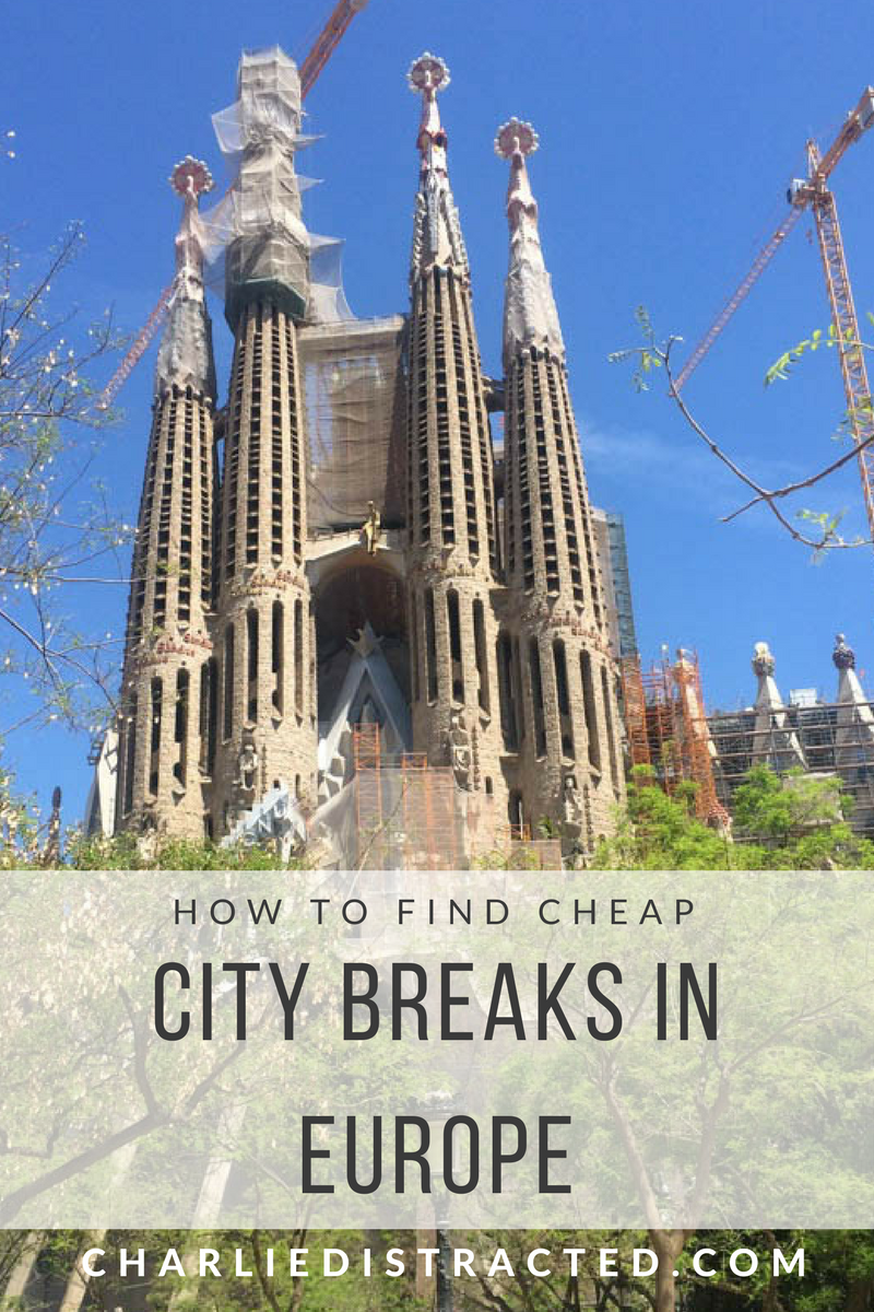 How to find affordable city breaks