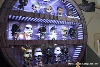 Star Wars Mini Figure Hot Toys Hong Kong