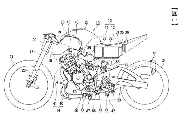 voromv moto  una patente muestra que suzuki est u00e1