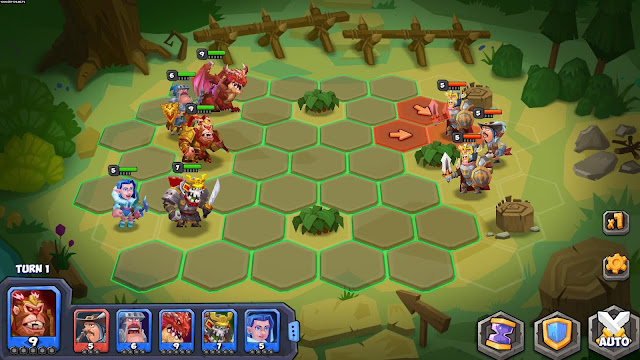 Download Tactical Monsters Rumble Arena Mod APK for Android