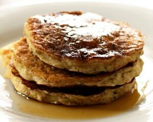 resep cara membuat pancake oatmeal