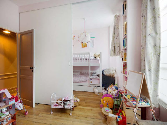 Picture of the kid's room