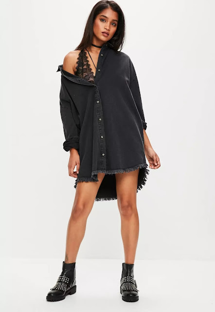 robe_chemise_oversize_jeans_missguided_code_promo