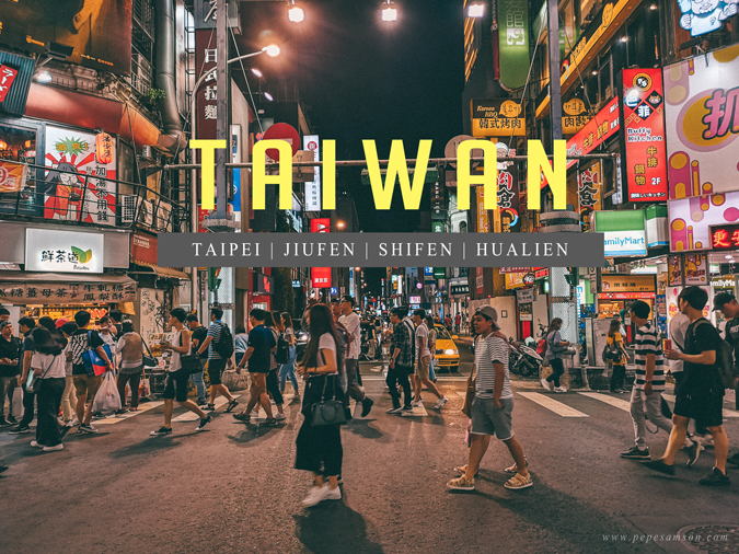 Taiwan Travel Guide: Taipei, Jiufen, Shifen, and Hualien for 4 Days with PhP17,000