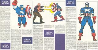 Capitan America Marvel Comics