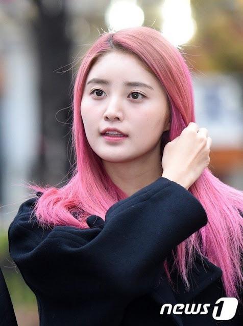 Pink Junghwa EXID