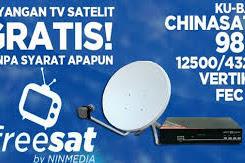 Frequency satellite Chinasat 11 (Ninmedia) New update mei 2017 - Frekuensi satelit Chinasat 11 (Ninmedia) Update baru mei 2017