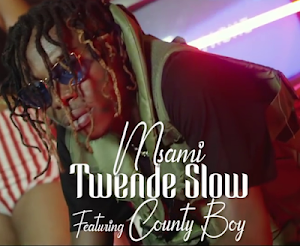 Download Audio | Msami ft Country Boy - Twende Slow