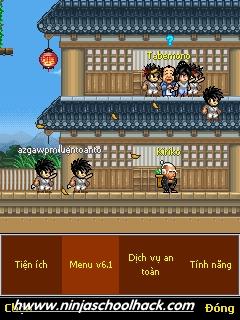 Ninja school 139 auto click