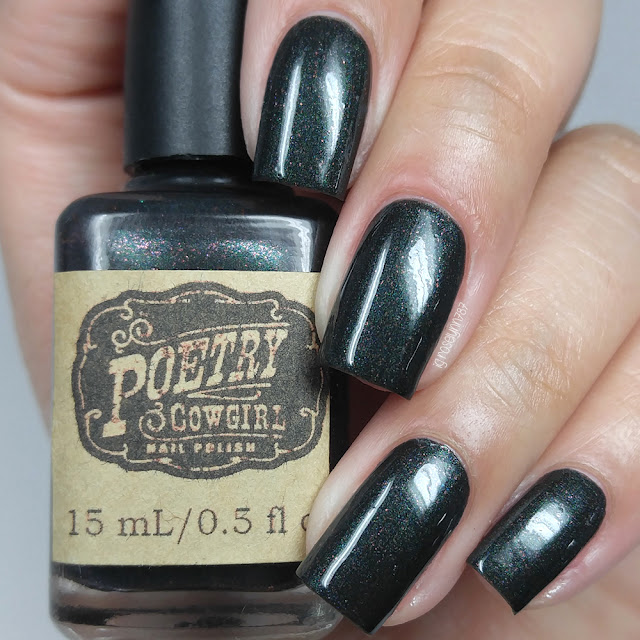 Poetry Cowgirl Nail Polish - Lights on The Horizon