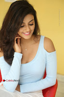 Anisha Ambrose Latest Pos Skirt at Fashion Designer Son of Ladies Tailor Movie Interview .COM 0953.JPG