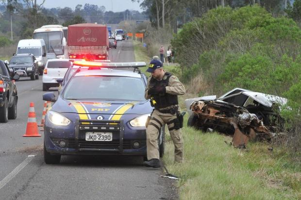 PRF registra 79 mortes em rodovias federais do país no feriado prolongado