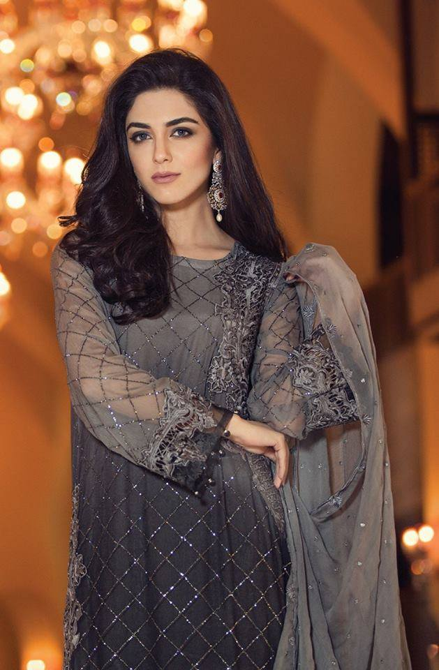 901611c1c7 Maria B Mbroidered Eid Collection 2016-2017 for Girls Online Sale in ...