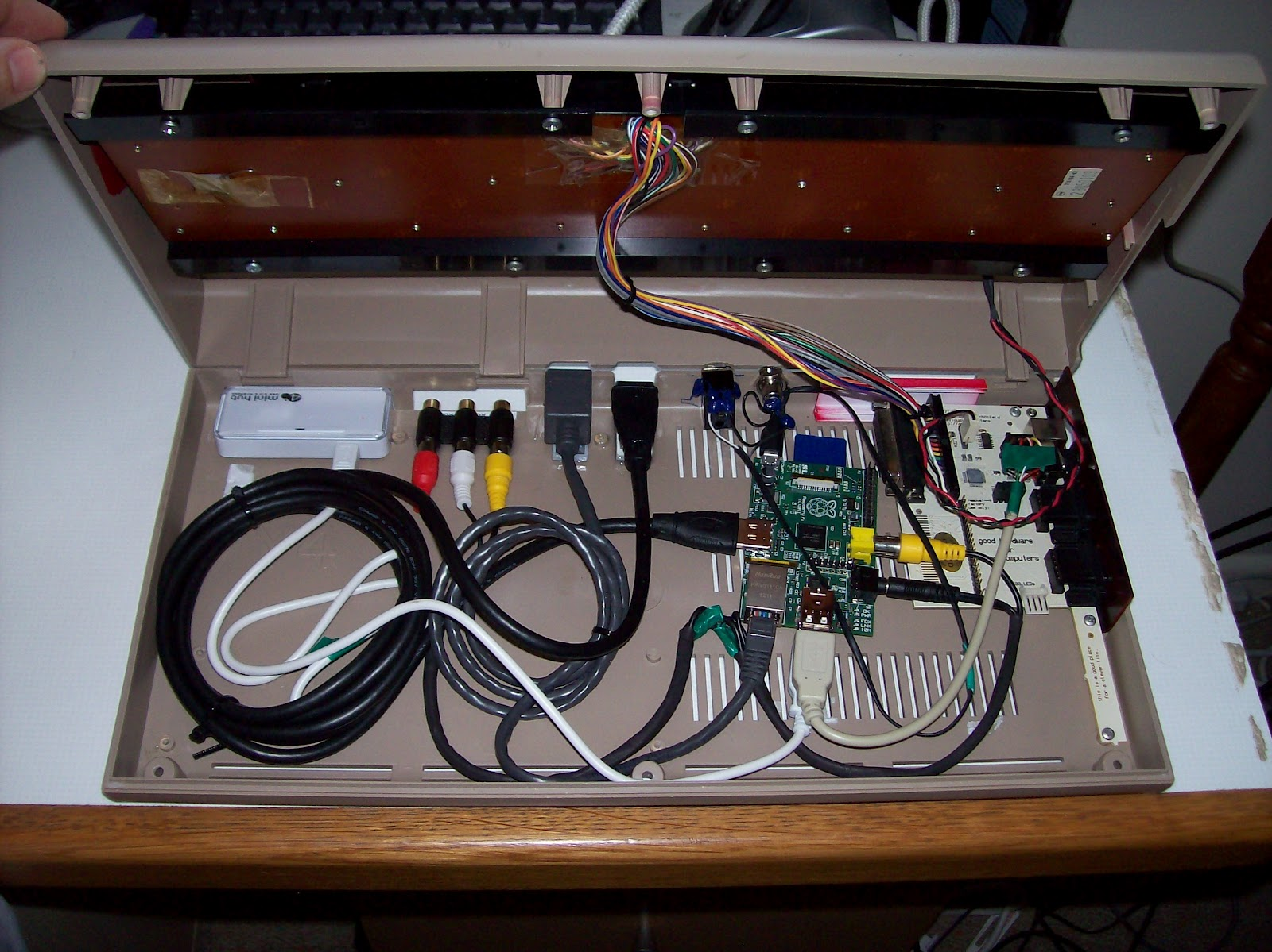Raspberry Pi Commodore 64 Games