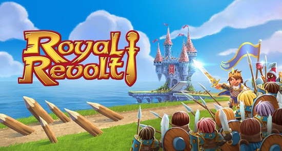 Royal Revolt Heal Aura Ring