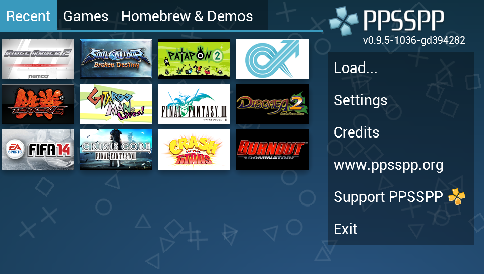 Download Kumpulan Games android Psp 2017 (PPSSPP)