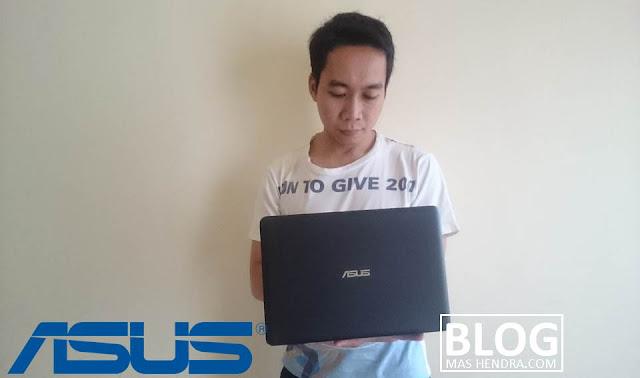 Saya dan Asus - Blog Mas Hendra