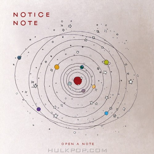 Notice Note – OPEN A NOTE – EP