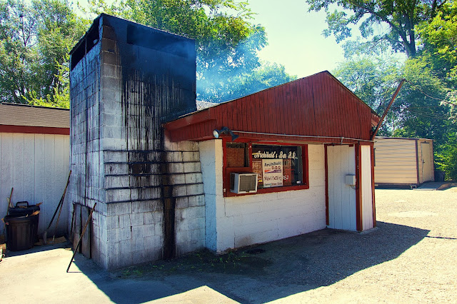 Archibald's BBQ in Northport, Alabama