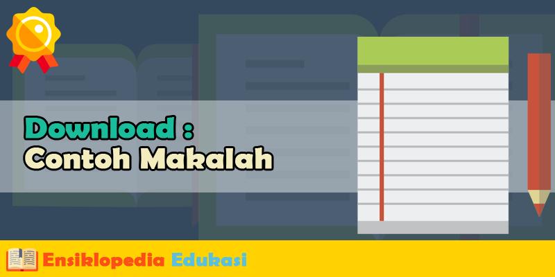 Contoh Makalah Islam Dan Tantangan Modernitas Download Format Microsoft Word (doc/docx)